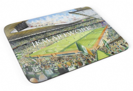 celtic park Premium Quality Mouse mat (1)
